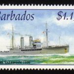 Barbados SG1228