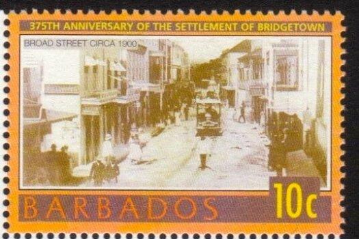 Barbados SG1230