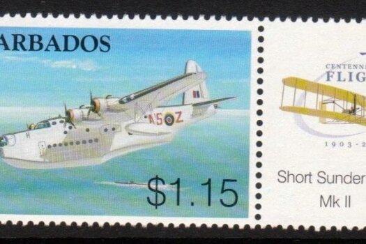Barbados SG1238