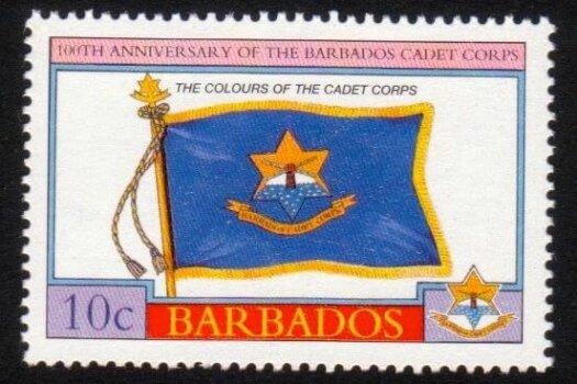 Barbados SG1242