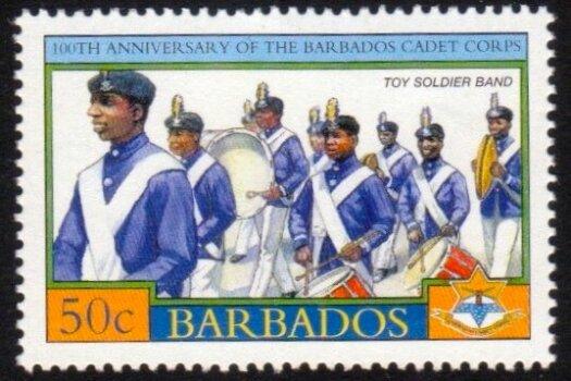 Barbados SG1244