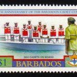 Barbados SG1245