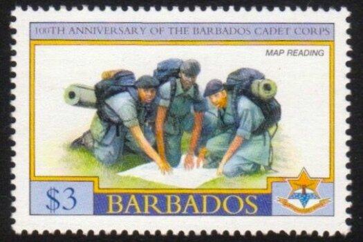 Barbados SG1246