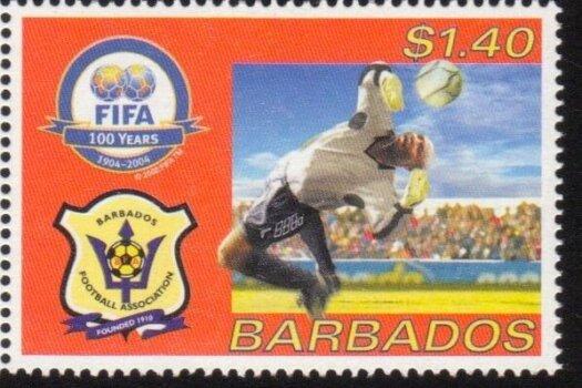 Barbados SG1253