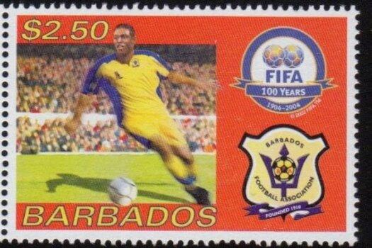 Barbados SG1254