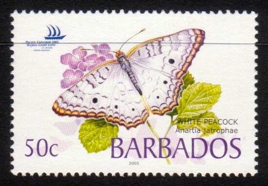 Barbados SG1261