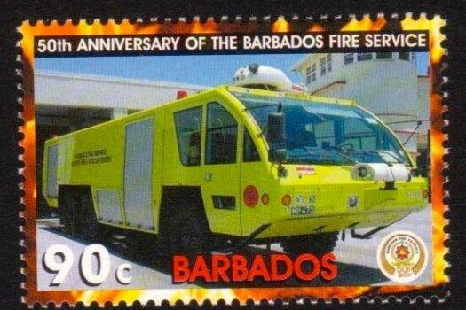 Barbados SG1283