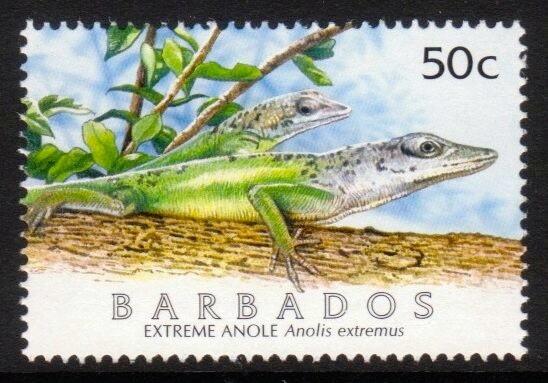 Barbados SG1287
