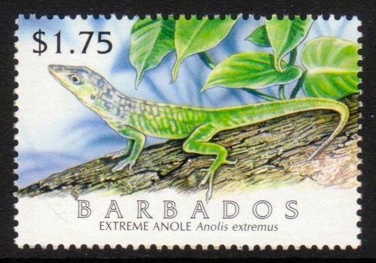 Barbados SG1288