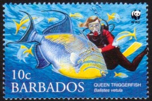 Barbados SG1290