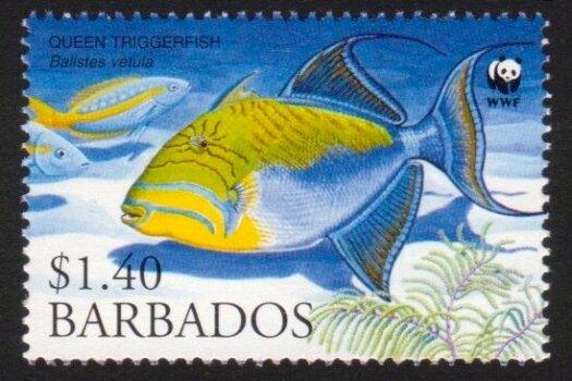 Barbados SG1292