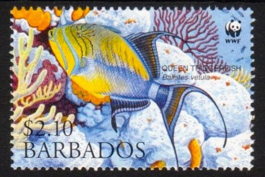 Barbados SG1293
