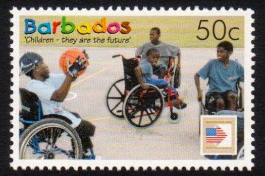 Barbados SG1295