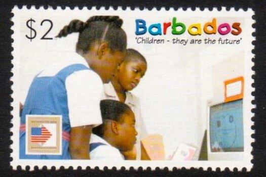 Barbados SG1296