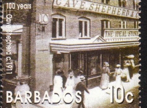 Barbados SG1298