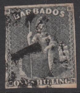 Barbados SG12a-2