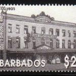 Barbados SG1301