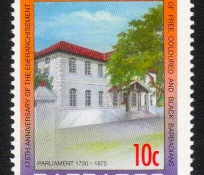 Barbados SG1302