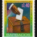 Barbados SG1304