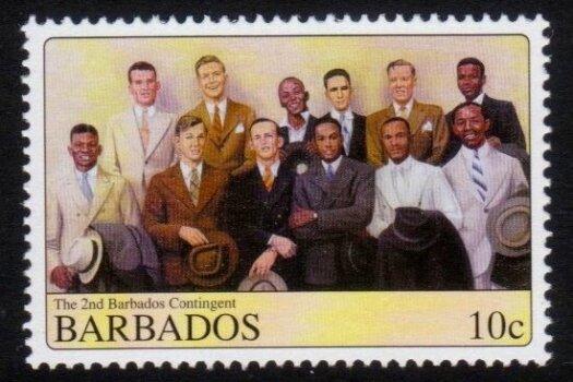 Barbados SG1327