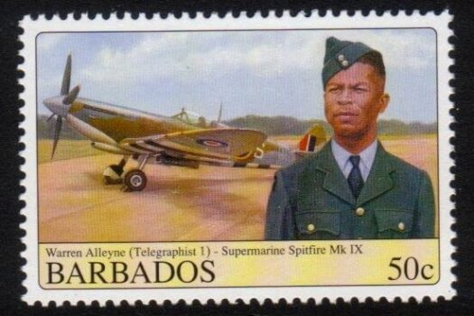 Barbados SG1328