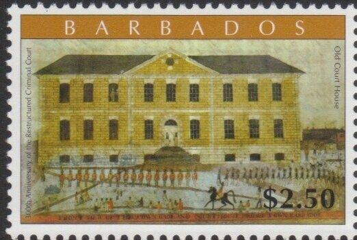 Barbados SG1343