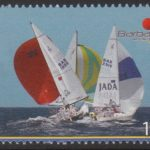Fireball International World Championship Sailing 2010 - 10c - Barbados SG1349