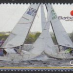 Fireball International World Championship Sailing 2010 - 90c - Barbados SG1351