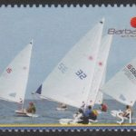 Fireball International World Championship Sailing 2010 - $1.75 - Barbados SG1352