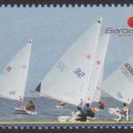 Fireball International World Championship Sailing 2010 - $1.75 - Barbados SG1352