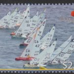 Fireball International World Championship Sailing 2010 - $2 - Barbados SG1353