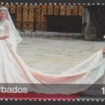 The Royal Wedding of Prince William and Kate Middleton - 15c - Barbados SG1379