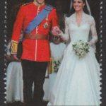 The Royal Wedding of Prince William and Kate Middleton - $1.80 - Barbados SG138