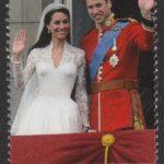 The Royal Wedding of Prince William and Kate Middleton - $2.20 - Barbados SG1382
