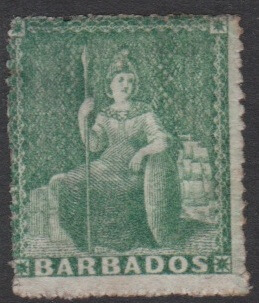 Barbados SG21-2