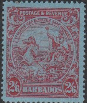 Barbados SG238a