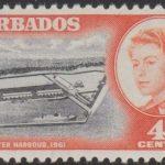 Barbados SG307