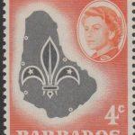 Barbados SG309