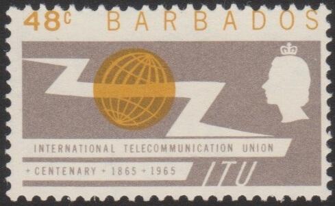Barbados SG321