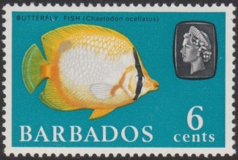 Barbados SG327