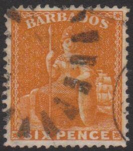 Barbados SG33