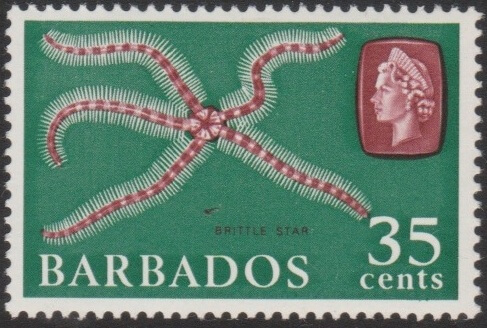 Barbados SG332