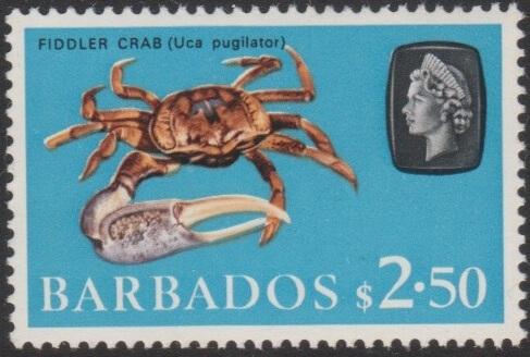 Barbados SG335