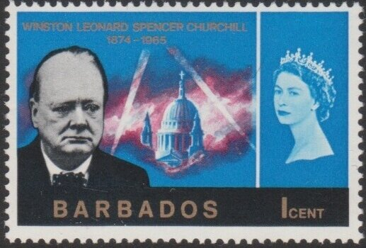 Barbados SG336