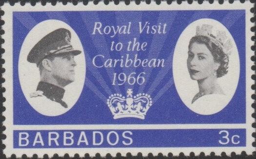 Barbados SG340