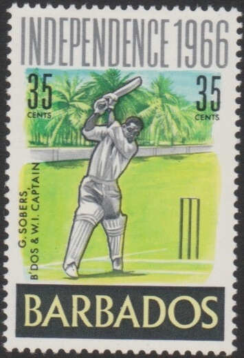 Barbados SG358
