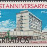 Barbados SG369