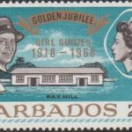 Barbados SG376