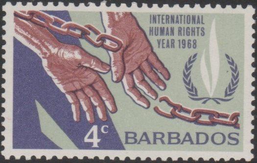 Barbados SG378