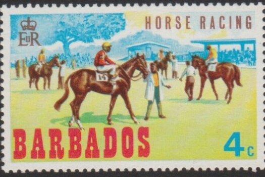 Barbados SG381